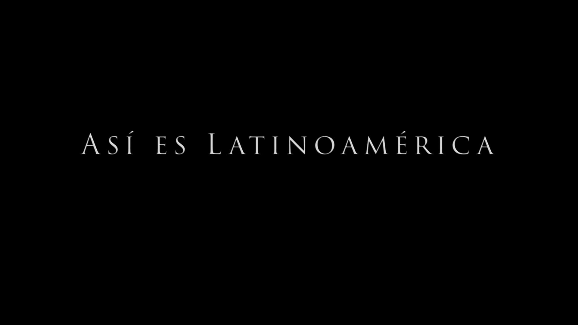Introducing Así es Latinoamérica