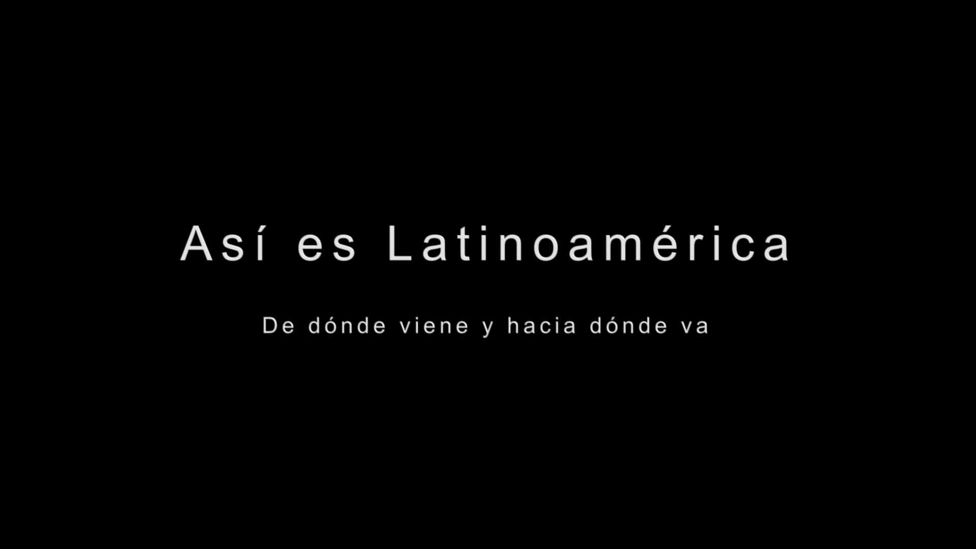 Así es Latinoamércia Ad 1